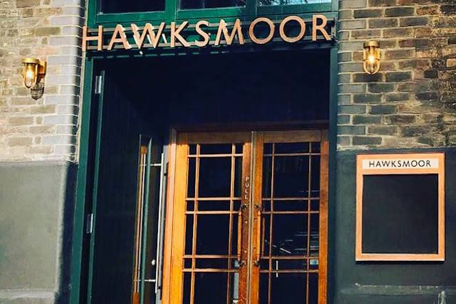 hawksmoor borough london