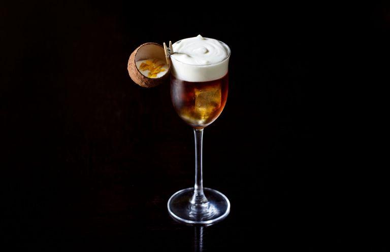 aqua nueva easter cocktail